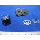 Zapięcie magnetyczne 18mm OXYD