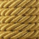 Sznur skręcany fi 6,5 mm /20 mb./     k. miodowy 105