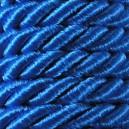Sznur skręcany fi 6,5 mm /20 mb./     k. c.niebiesk 503