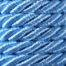 Sznur skręcany fi 6,5 mm /20 mb./     k. j.niebieski 515
