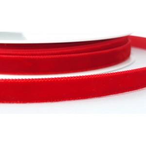 Aksamitka 9 mm  /opak. 5 mb./  czerwona