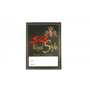 Etykiety kartonowe Royal /200szt./