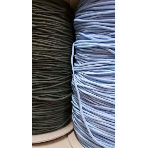 Gumo-sznurek okrągły 2,0mm /500mb/