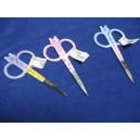 Nożyczki małe do wycinania