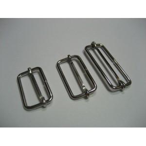 Regulatory metalowe 50mm /opak. 50szt./