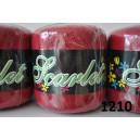 Scarlet - 100g - 100 % bawełna kol.1121