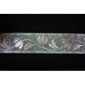 Taśma żakardowa  szer.5 cm