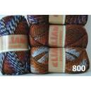 CREATIV 100% akryl   /10 x 100gr./     kol.800