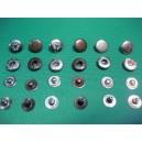 Napy metalowe 12,5 typ ALFA /180kpl/